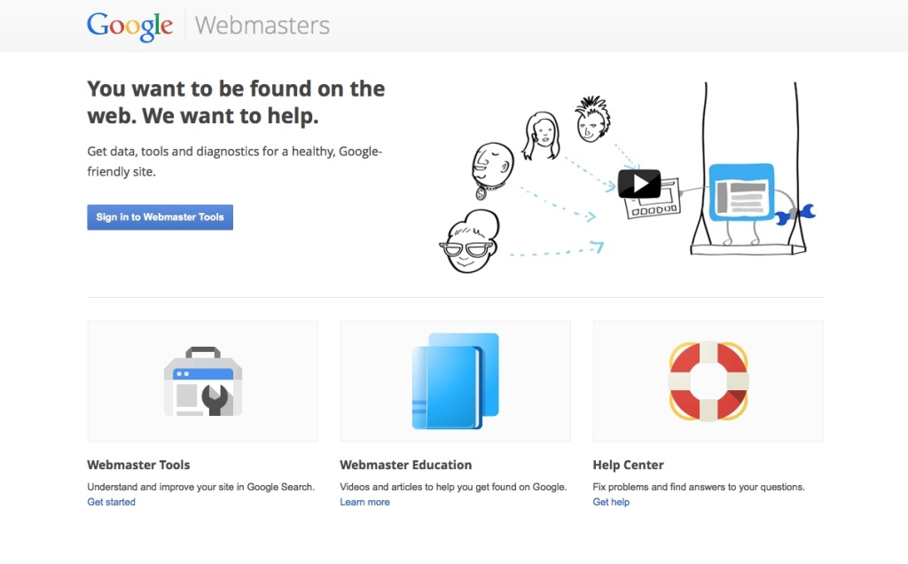 Webmasters – Google