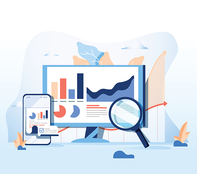 What does a digital audit involve?