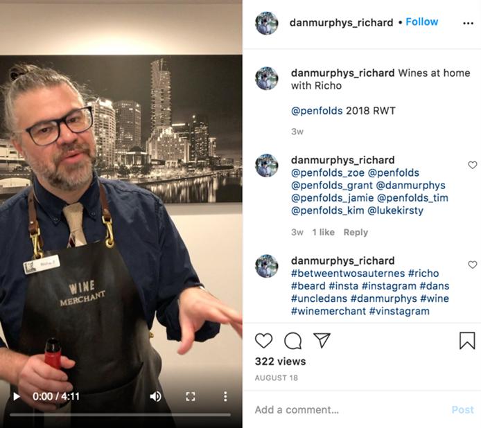 Instagram Dan Murphys