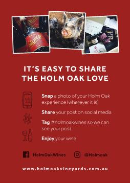 Share Holm Oak Love
